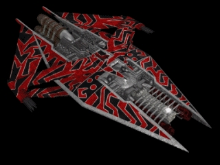 G'Quan Heavy Cruiser